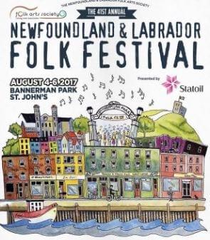 Annual Newfoundland & Labrador Folk Festival