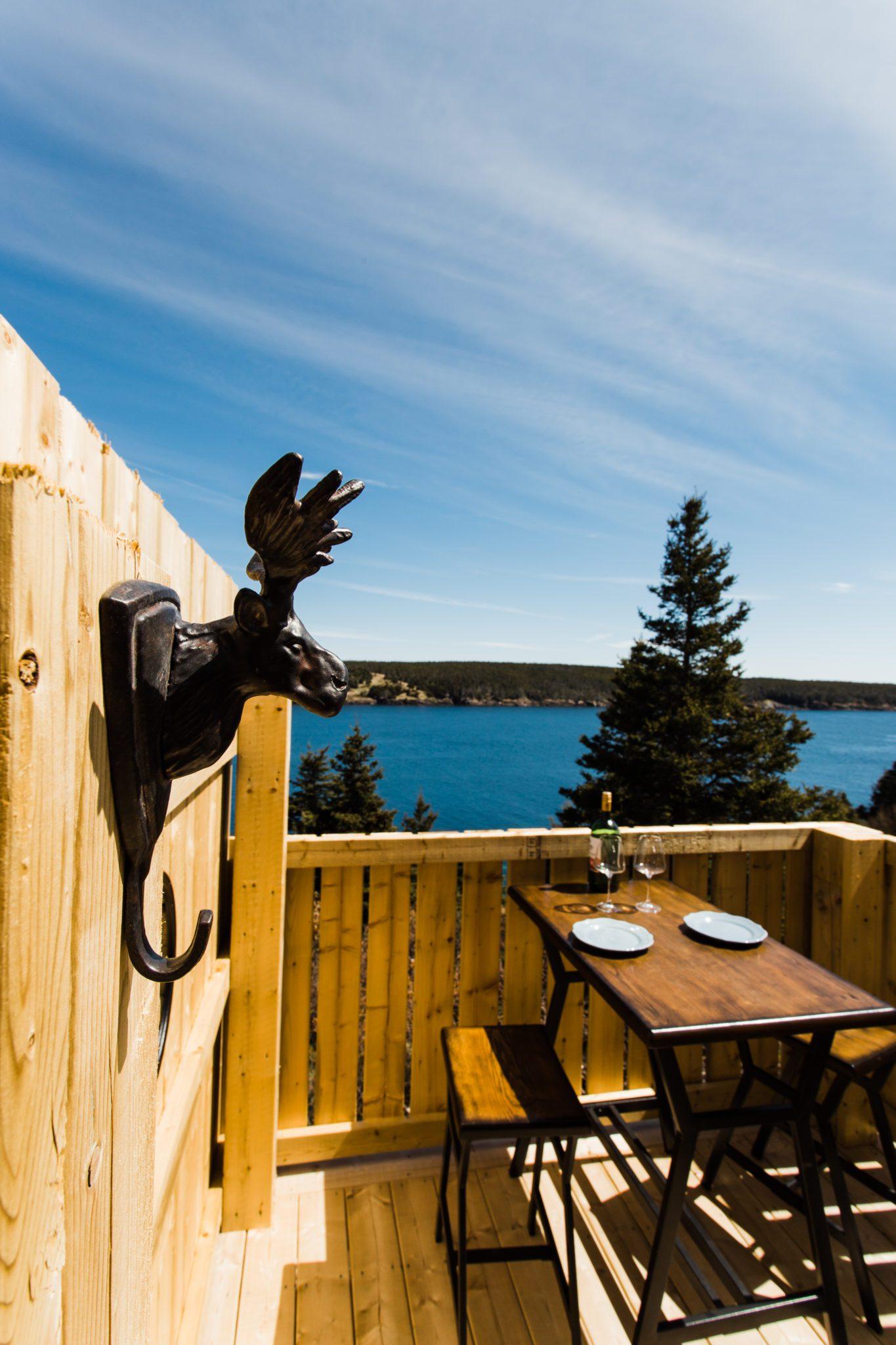 Ocean view Suite in Newfoundland