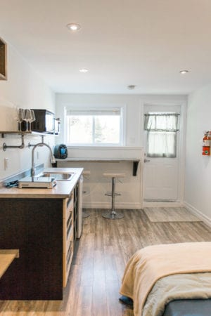Cozy Tiny Home Style Suite