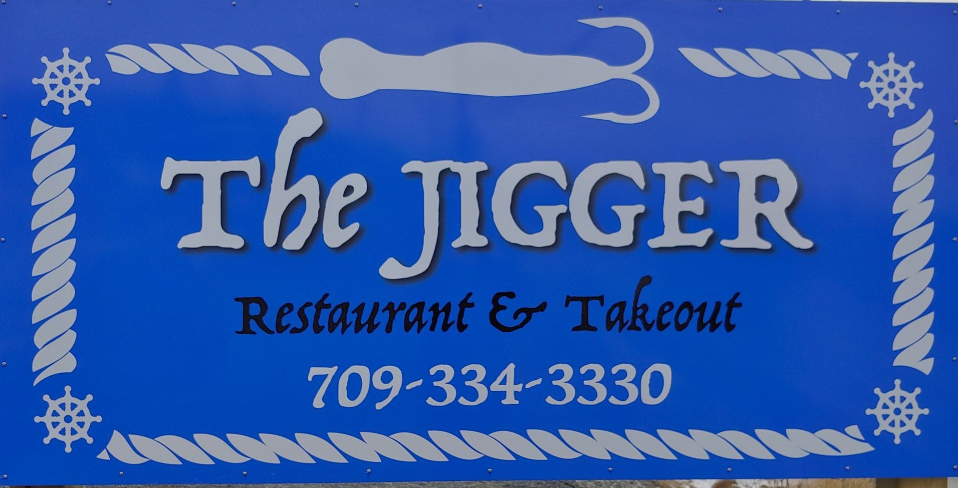 Jigger Restaurant in Bay Bulls, Newfoundland
