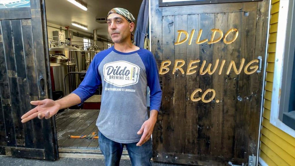 Dildo Brewing Co. of Dildo in Newfoundland