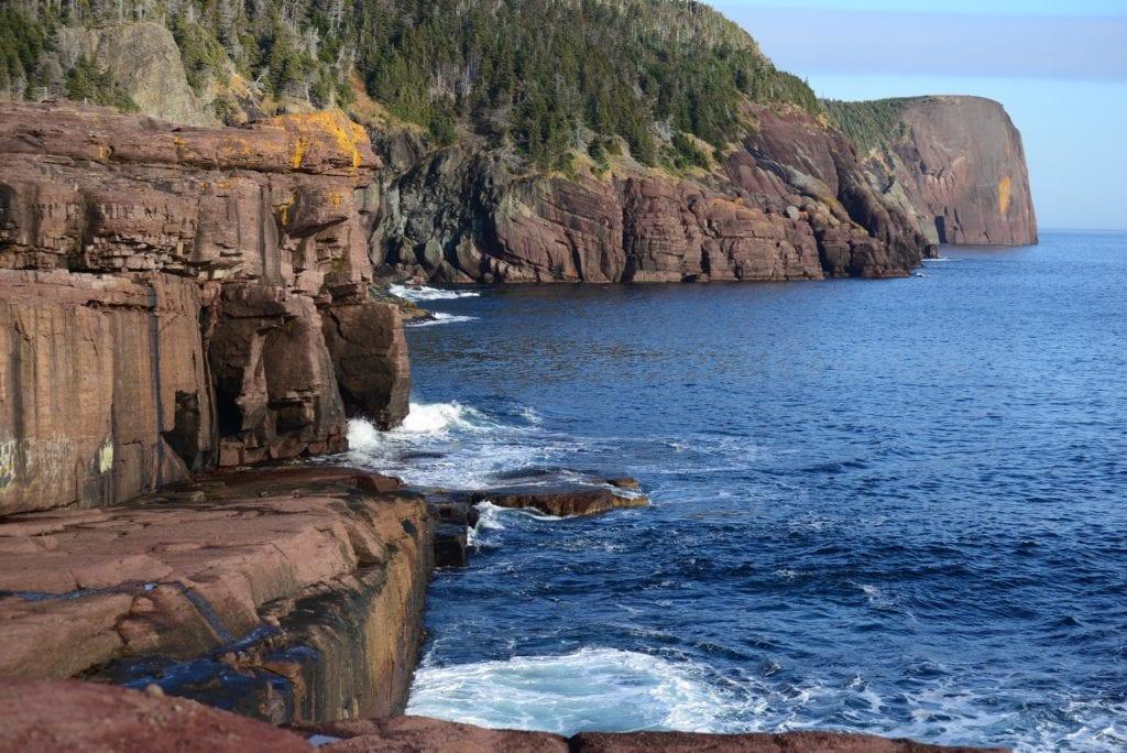 Flat Rock Newfoundland