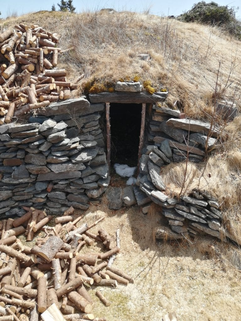 Prime example of the Newfoundland Root Cellar