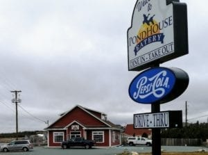 The PondHouse, the new hot spot in the Witless bay - Bay Bulls area
